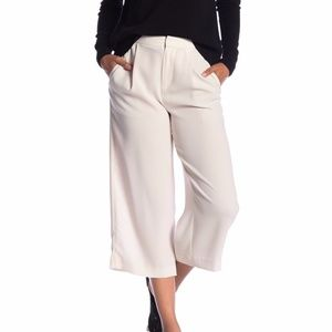 New $265 Vince High Waisted Culottes 12